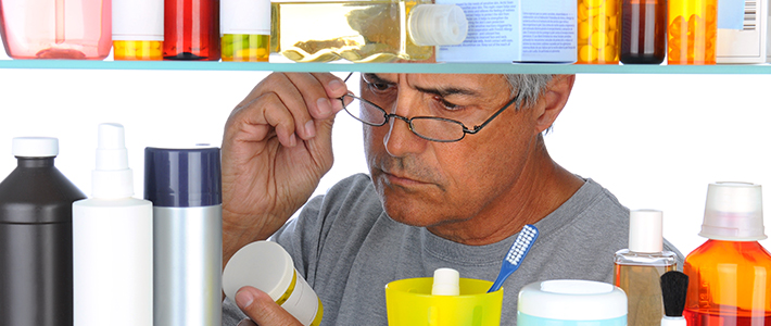 Health Hazards in Your Medicine Cabinet