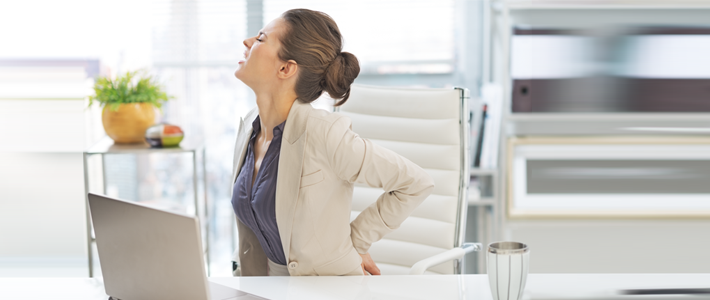 Back pain types and causes