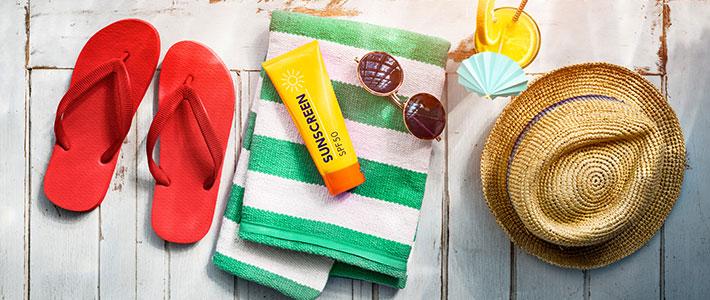 tips for skin care in summer