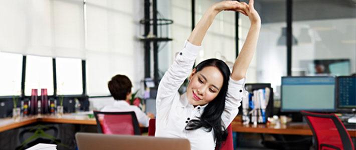 4 basic stretching exercises