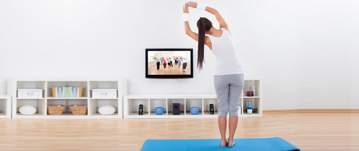 5 Home fitness workouts