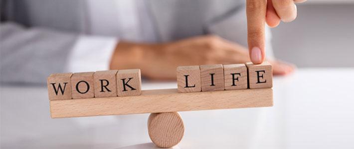 Maintaining work life balance