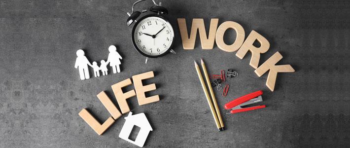 Maintain work life balance and enhance employee productivity