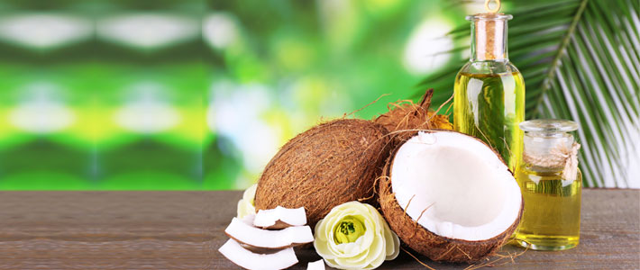 pure coconut oil uses