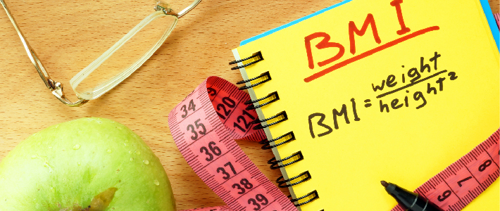 healthy Body Mass Index