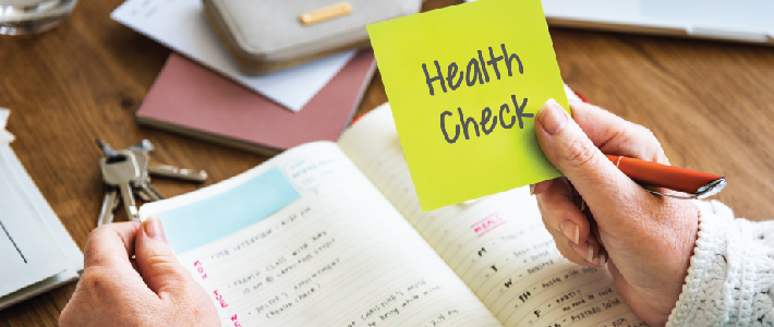types of health check packages
