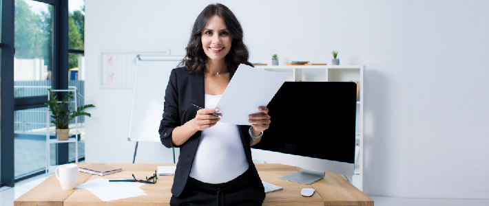 Maternity rights from employer
