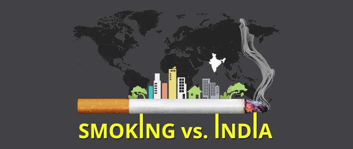 Smoking and India
