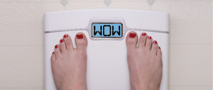 Weight gain tips for women