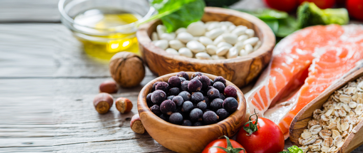 Foods That Help Prevent High Blood Pressure