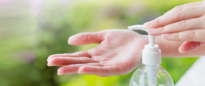 Making the right choice- Hand Sanitizer or Hand Washing?