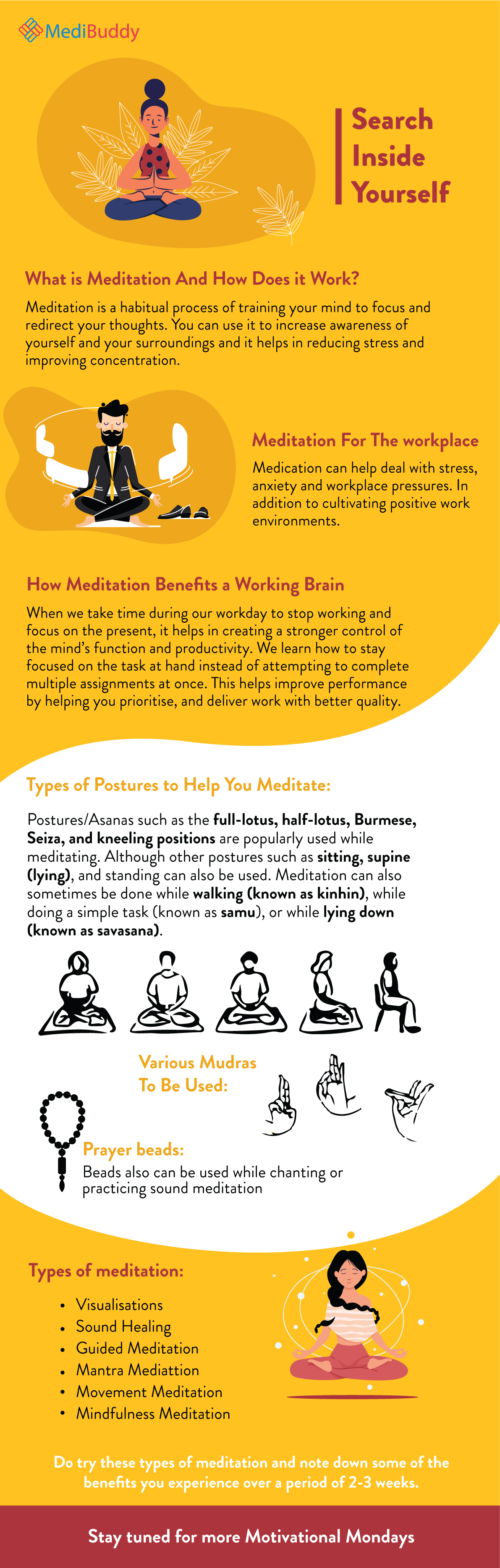 Meditation- Learn All About it!