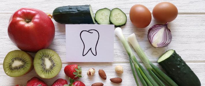 Food good for teeth